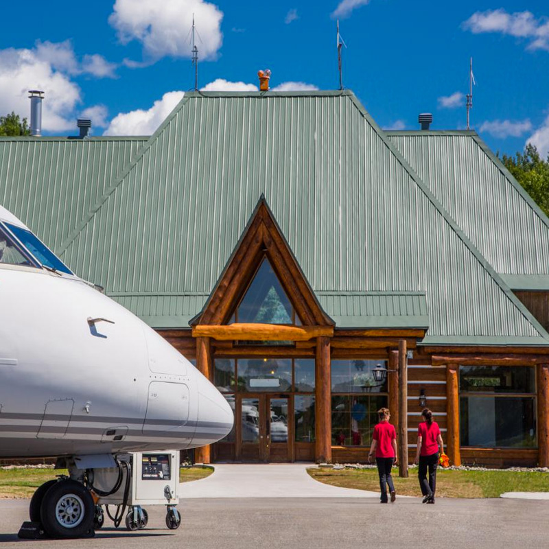 aeroport International Tremblant